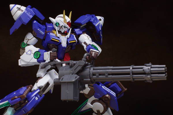 Kit Review: MSG Gatling Gun, Large Images & Link to buy it