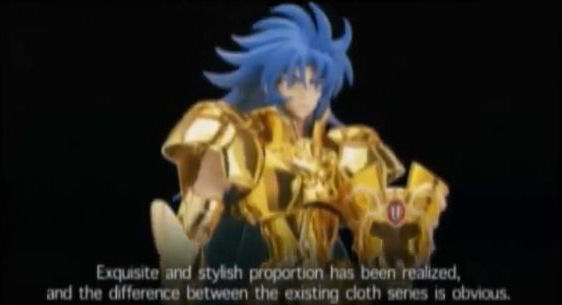 VIDEO: Saint Seiya New Brands Presentation (about 9 minutes long)SUB ENG