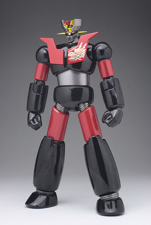abs合金_Review: Super Robot Chogokin Mazinger Z in Wajima, Large Images | GUNJAP