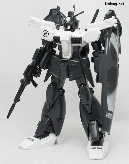 Kit Review: HGUC Gundam GP01 Full Burner Linkin Park ...