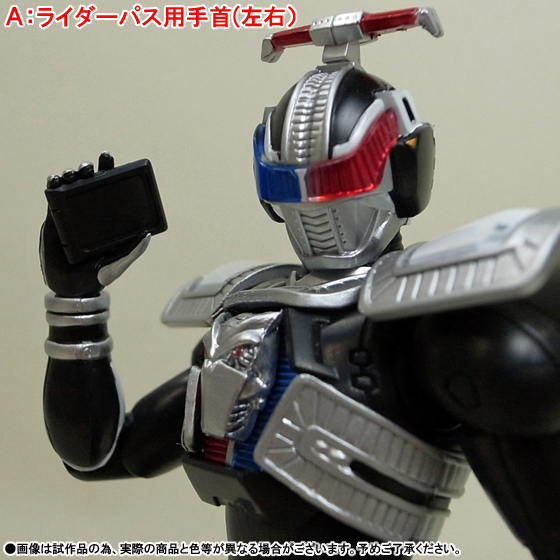 S.H.Figuarts Kamen Rider-G電王 Many NEW Large Official Images