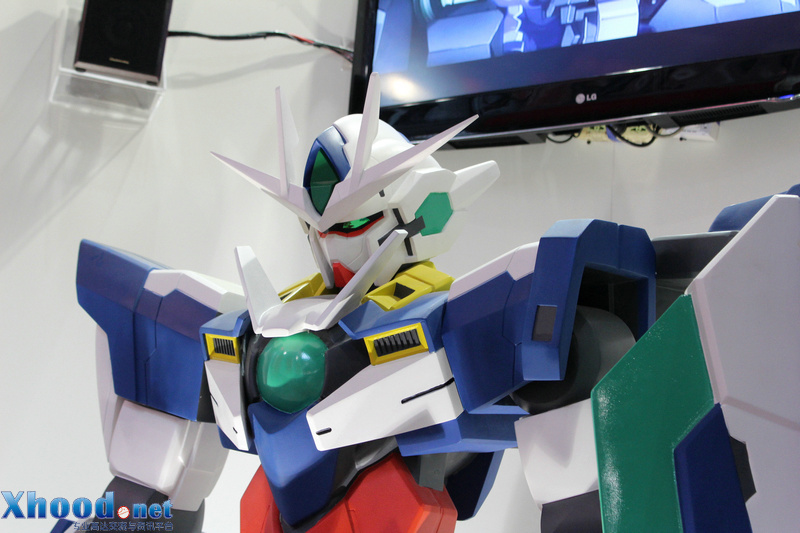 MegaPost Part Two: Gunpla Expo Shanghai 2011 Photoreport, No.65 BIG Size Images Gundam AGE, One Piece & Co.