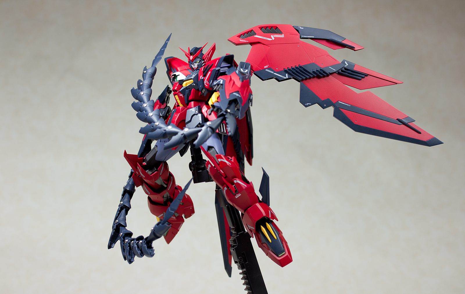 Best kit review of mg 1 100 oz 13ms gundam epyon ew kai no 20