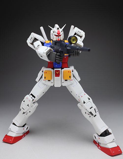 Identity Workss IMPROVED MG 1/100 RX-78-02 Gundam (Gundam
