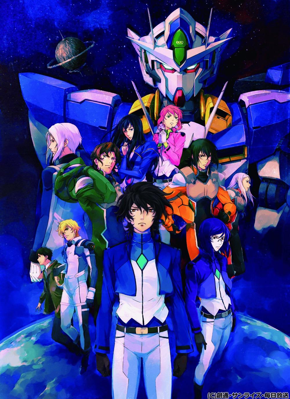 Mobile Suit Gundam 00 No 22 Wallpapers Enjoy Gunjap