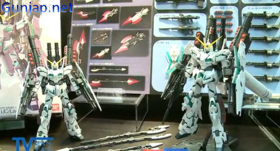 No.3 Gunpla-Videos @ 51th All Japan Model Hobby Show 2011