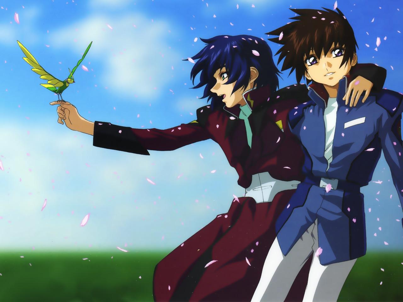 Anime <b>Girls</b> images <b>Gundam SEED</b> Destiny <b>Girls</b> HD <b>wallpaper</b> and ...
