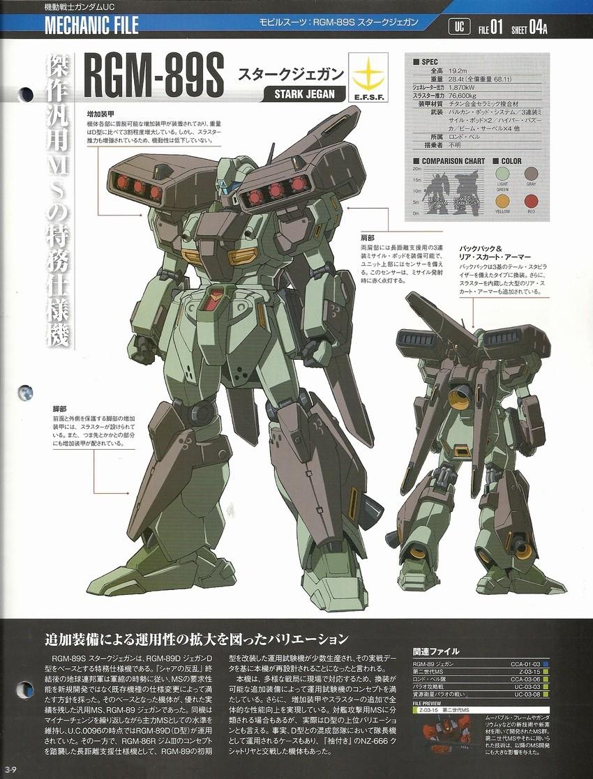 The Official Gundam Perfect File 3, No.5 BIG Size Scans | GUNJAP