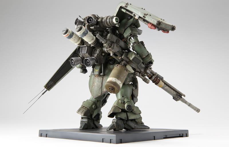 Dengeki Gundam Model King Competition 2011 No.20 Large Images | GUNJAP