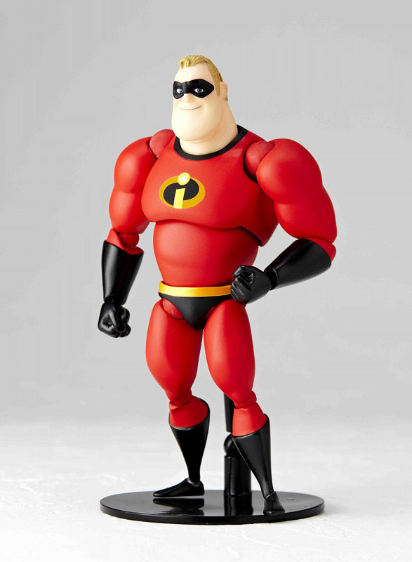 Best Incredibles Toys Reviewed : P review revoltech pixar figure collection no mr