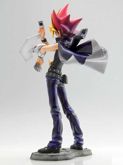 (P)Review: 1/7 Yami Yugi Yu-Gi-Oh! Duel Monsters Series (PVC Figure Kotobukiya) No.18 Large Images, Info & Links