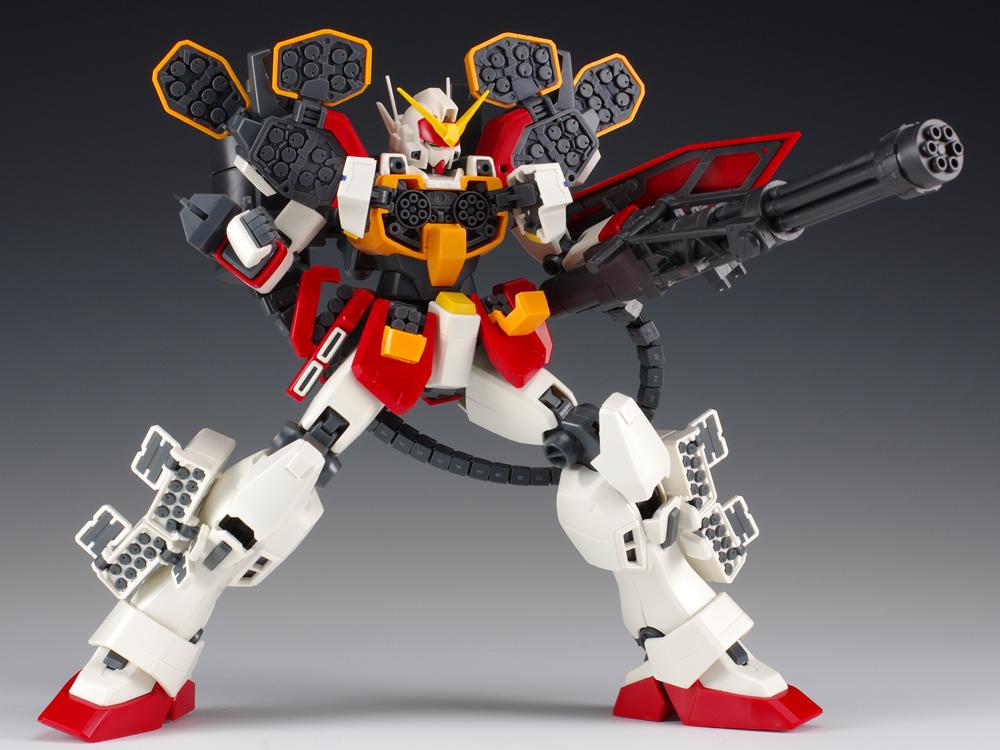 Kit Review: MG 1/100 XXXG-01H Gundam Heavy Arms EW, No.13 Big Size Images (Part 2 of 2)   GUNJAP
