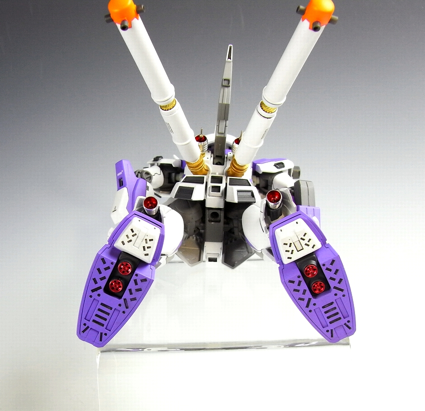 Work of The Day: SD RX-93 HI Nu Gundam (Remodeling) No.17 Big Size ...