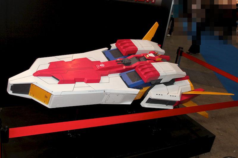ALL Newcoming Gundam/Gunpla @ Tokyo International Anime Fair 2012: No.41 Big Size Images