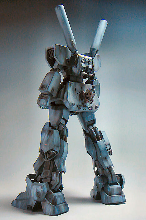 G Work Of The Day Rx 78 Gundam Makoto Kobayashi Ver Many Big Size Images Gunjap