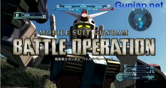 gundam online download