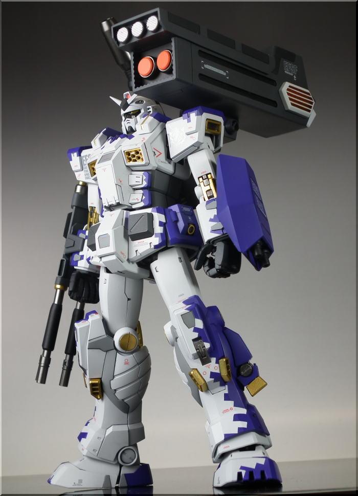 78 Images About Temperance On Pinterest: Full Review: MG FA 78-1B Full Armor Gundam Type B