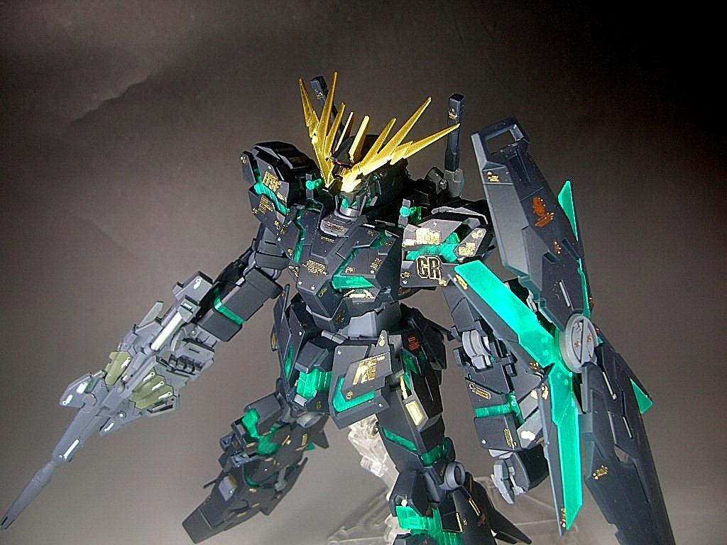 Kit Review Mg 1 100 Unicorn Gundam 02 Banshee Ver Ka Final Battle