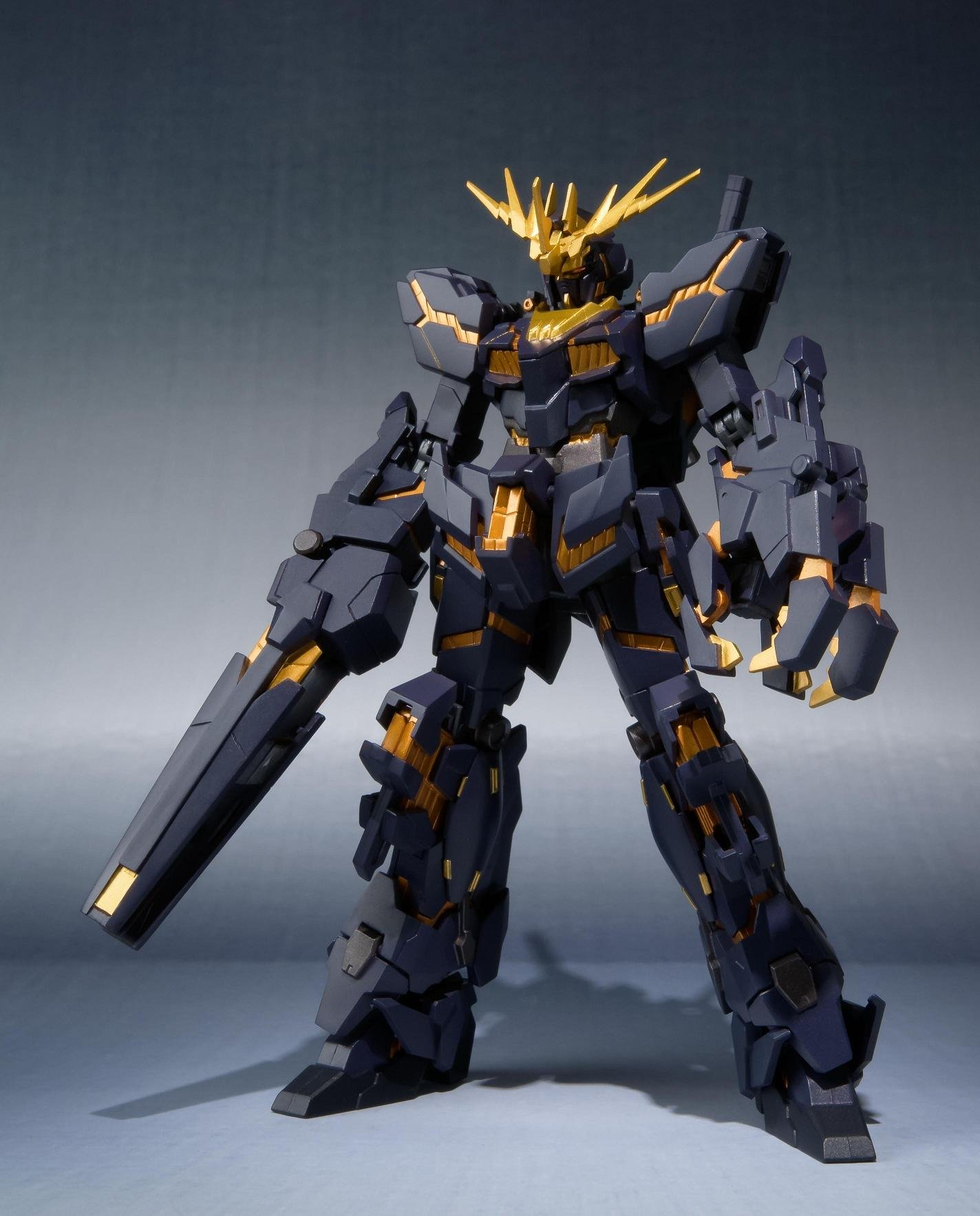 Robot Damashii (Side MS) Gundam Unicorn Banshee: No.11 ...