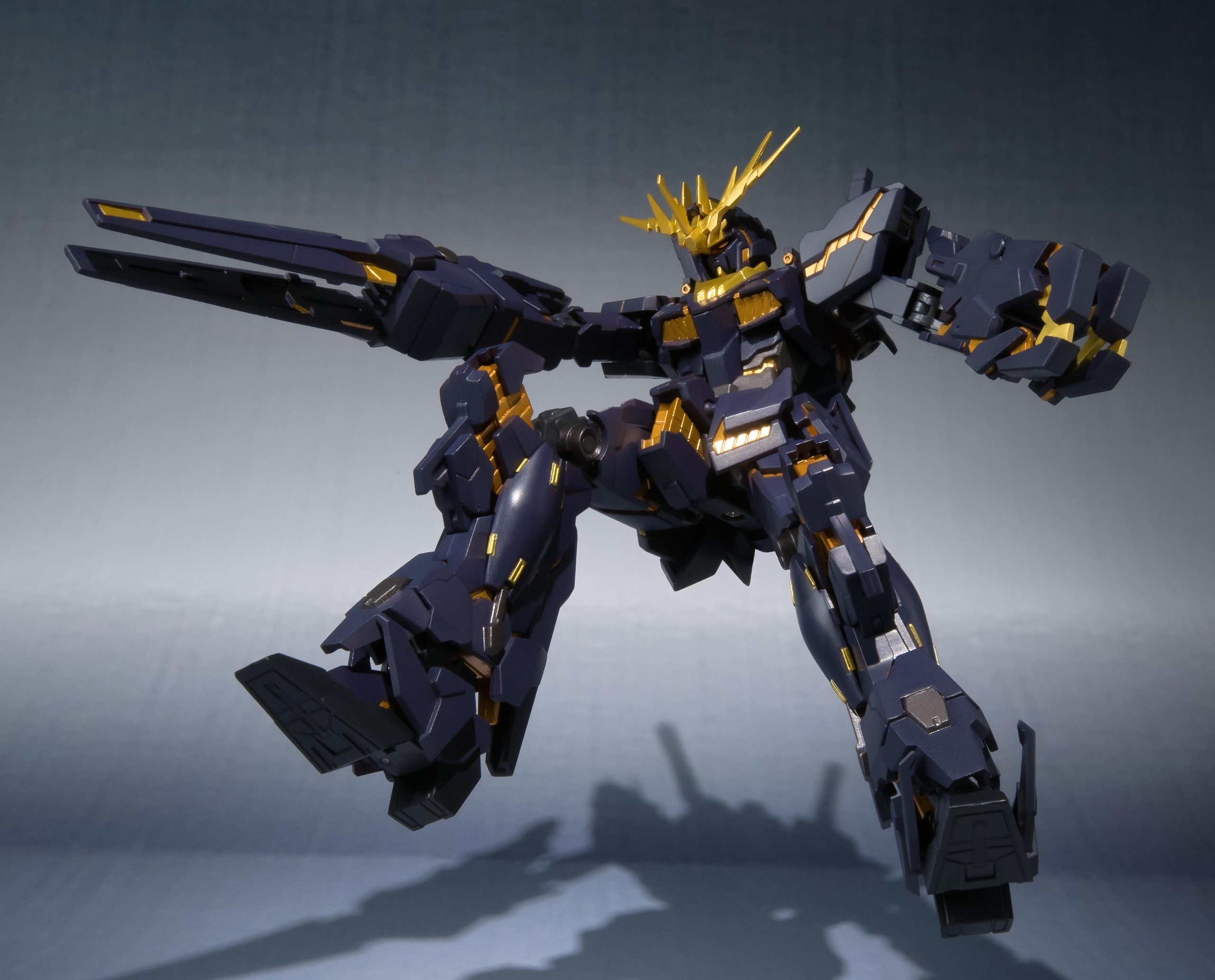 Robot Damashii Side Ms Gundam Unicorn Banshee No 11