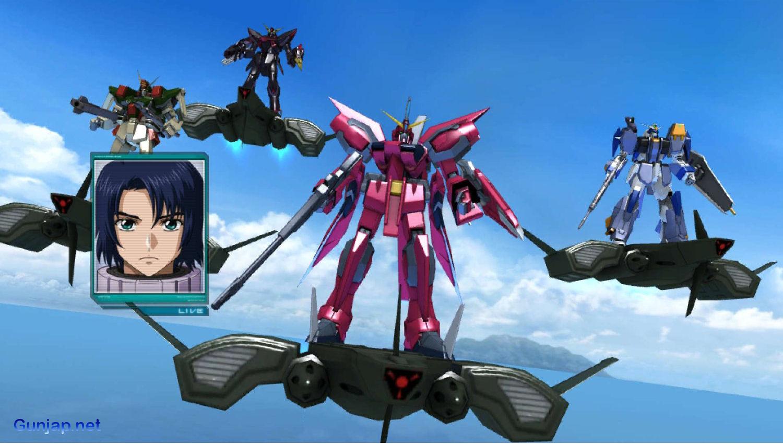 Mobile Suit Gundam Seed Battle Destiny Ps Vita Promotional