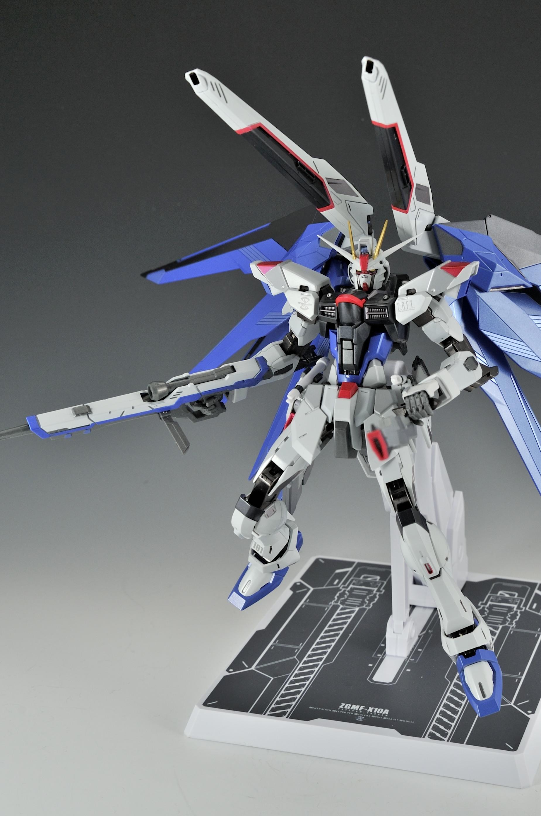 Review Metal Build Freedom Gundam Big Wallpaper Size