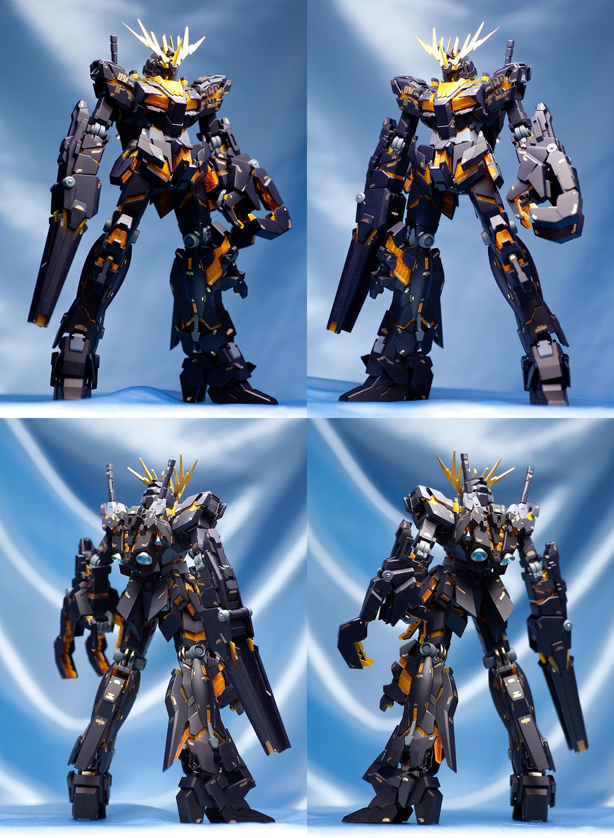 Perfect Review Mg 1 100 Rx 0 Unicorn Gundam 02 Banshee