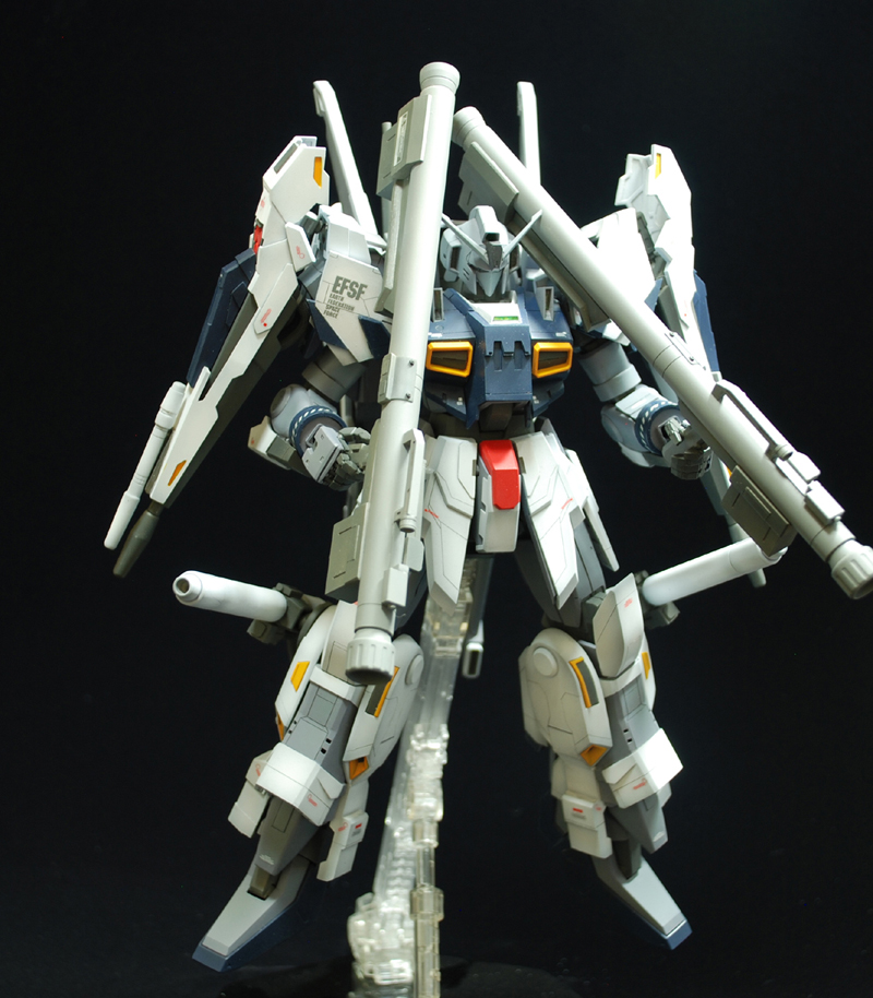 1 100 Fa 007 G Iii Full Armor Gundam Mk Iii Londo Bell