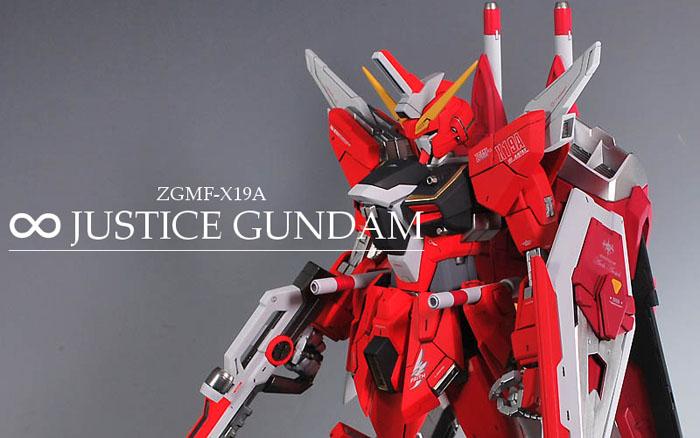 infinite justice gundam wallpaper