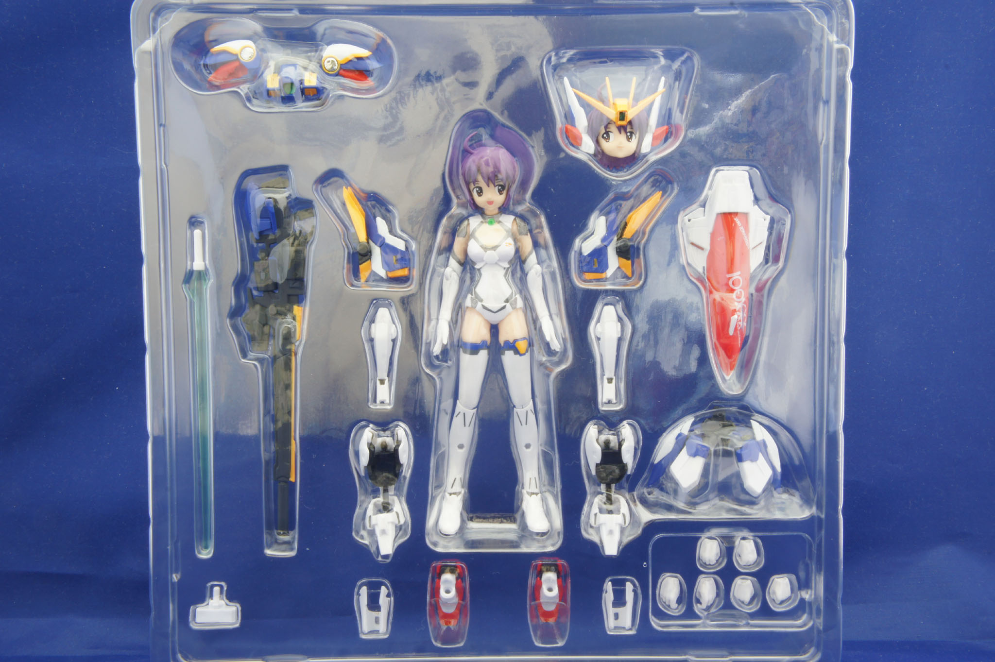 Mobile Suit Girls