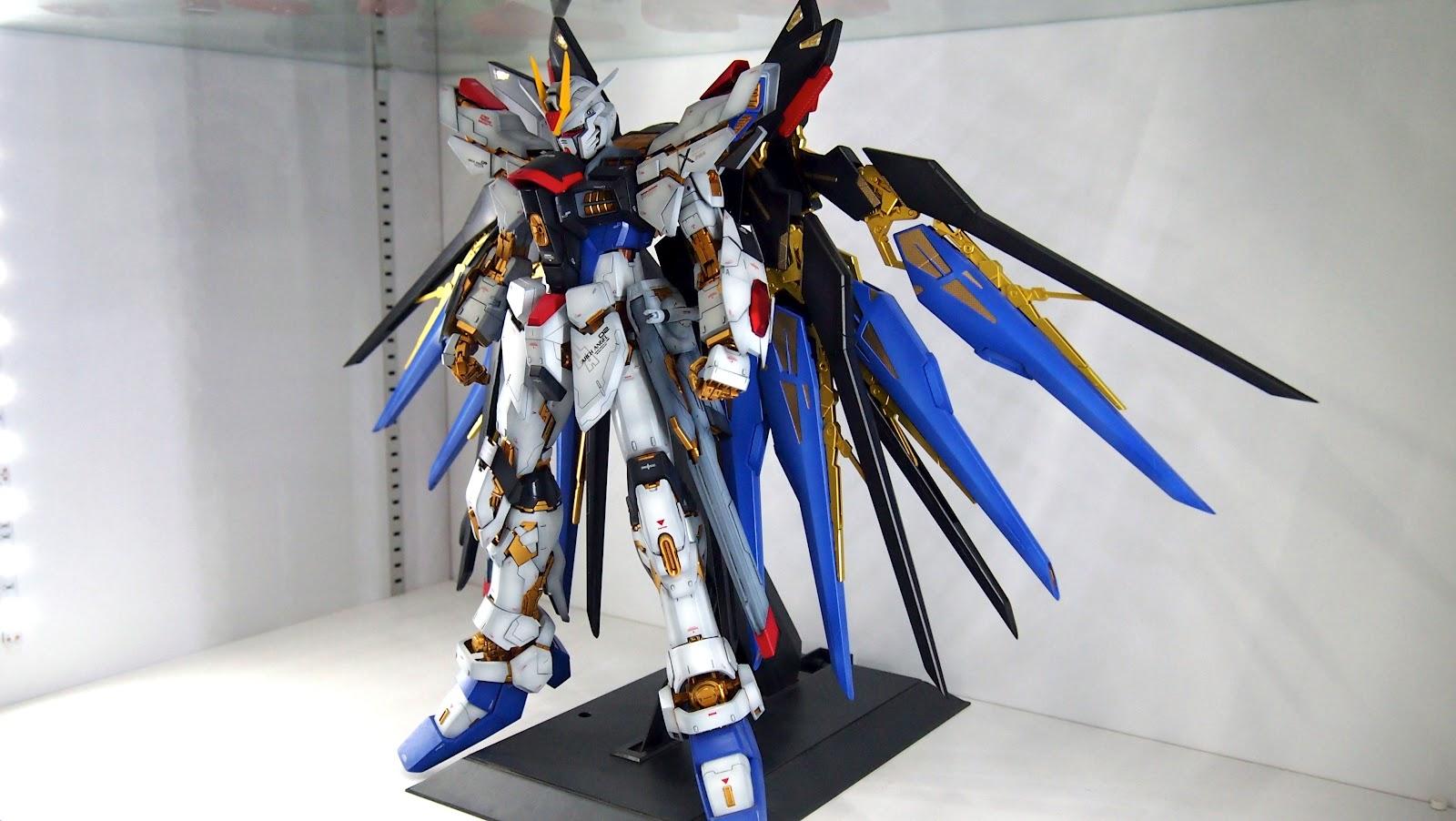 G Work Of The Day Pg 1 60 Zgmf X20a Strike Freedom Gundam