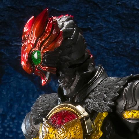 S I C  Vol 64 Kamen Rider OOO Tatoba Combo: Large Official Images