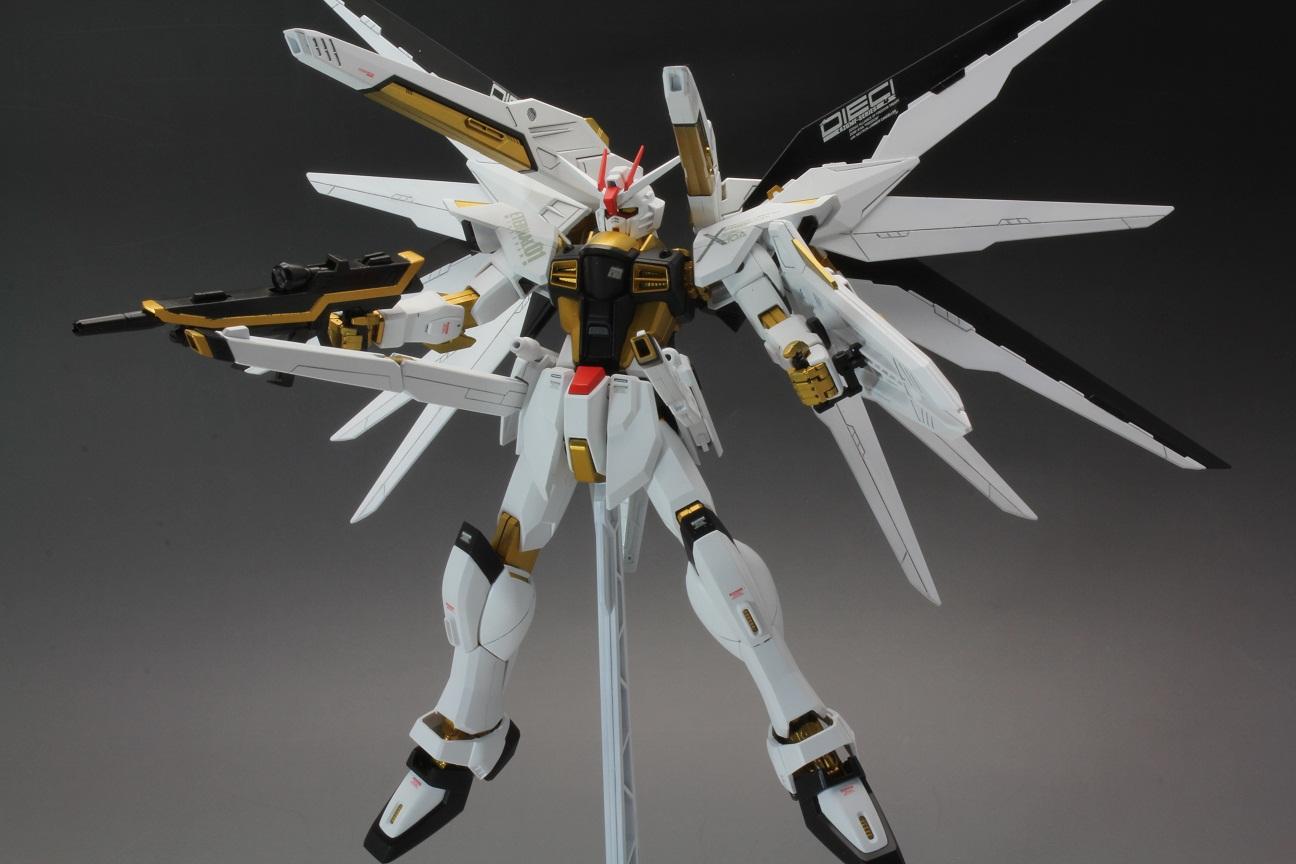 Mg 1 100 Zgmf X10a Freedom Gundam Ver Guardian Angel No 8