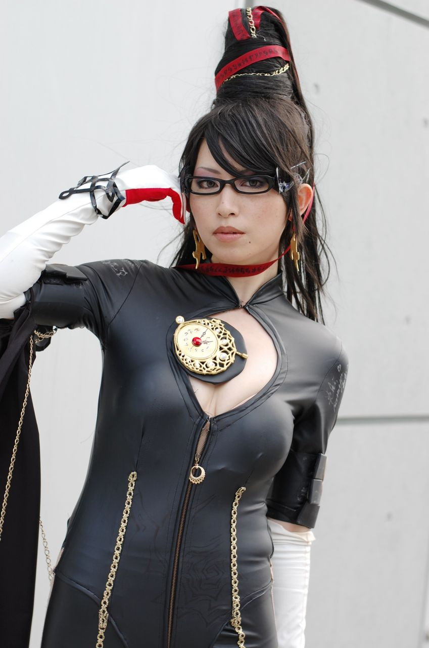 Cosplay I Think This Is The Best Bayonetta Cosplayer Ever