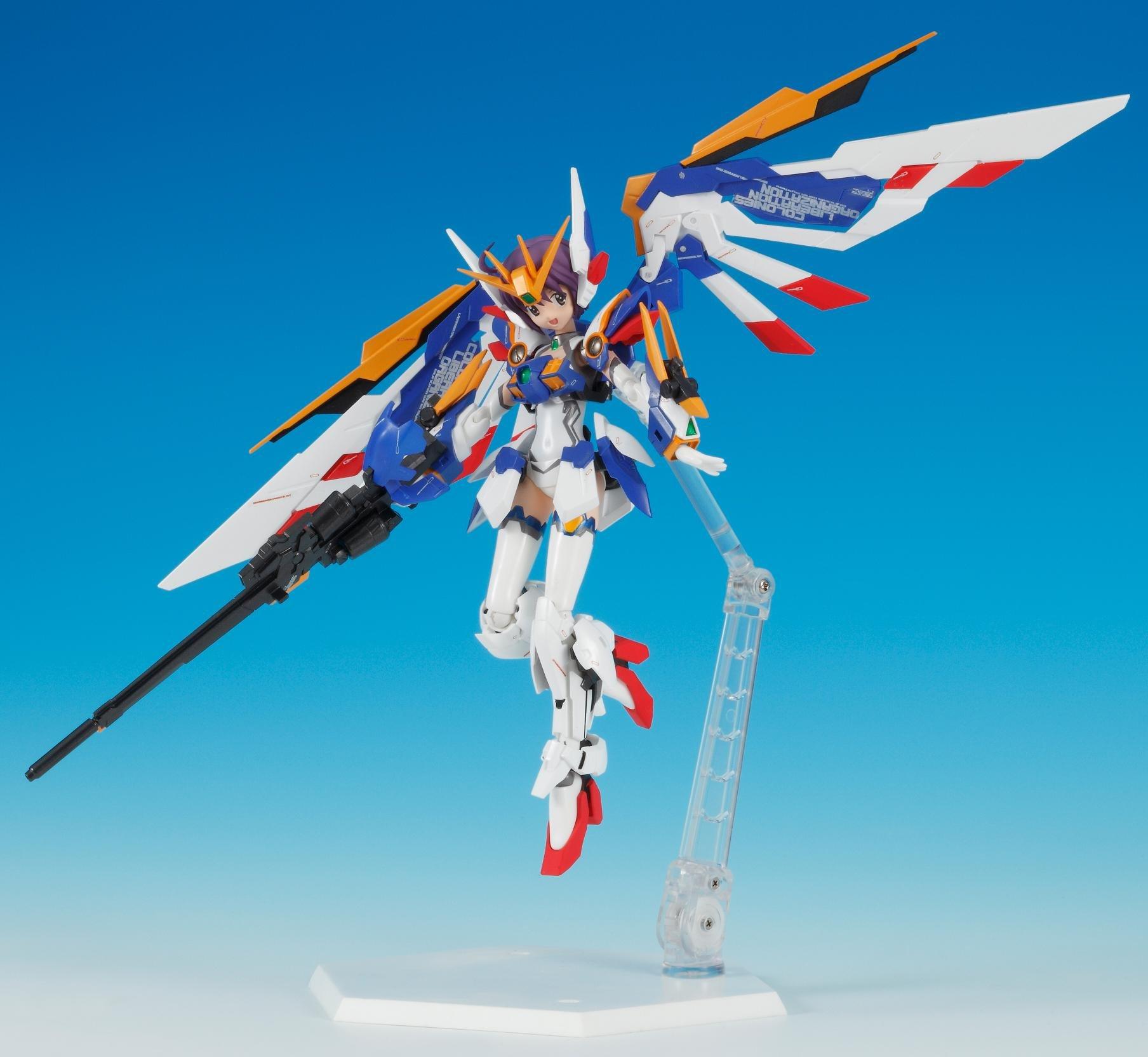 Armor Girls Project MS Shojo Wing Gundam EW Ver. New Large