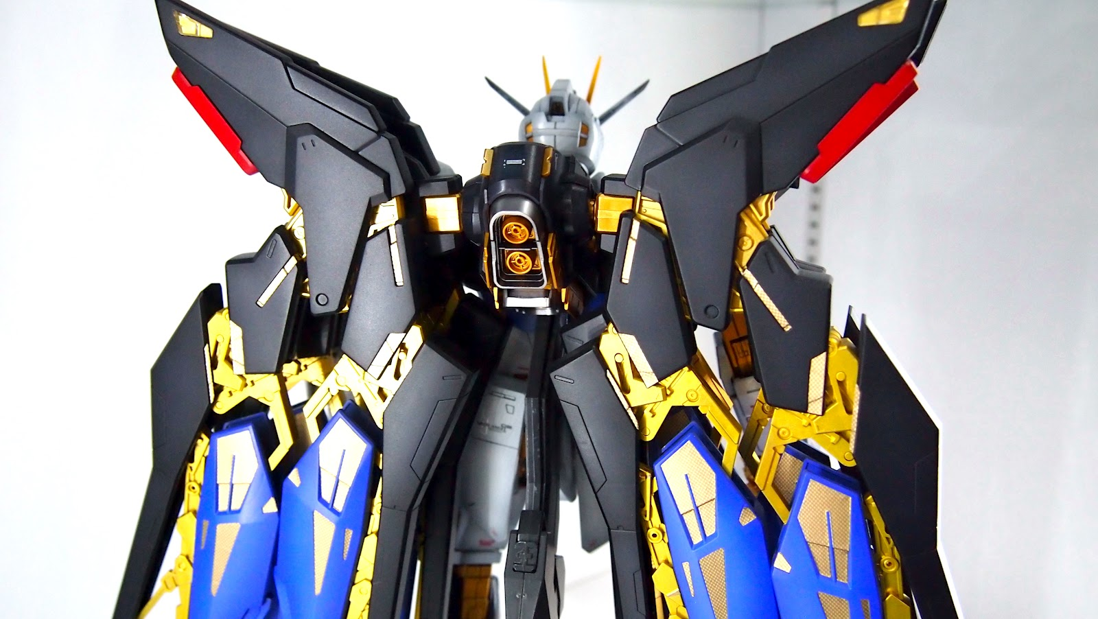 G Work Of The Day Pg 1 60 Zgmf X20a Strike Freedom Gundam Remodeling No 17 Wallpaper Size