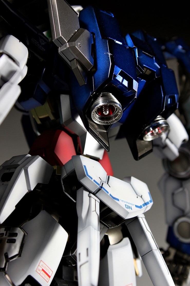 New Trans Am >> PG GN-0000 00 Gundam + GNR-010 00 Raiser: Photoreview with ...
