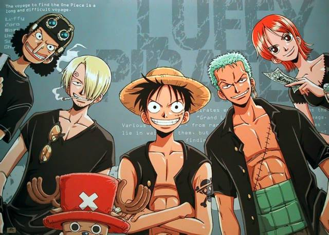 Unauthorized One Piece Restaurant Opens In Beijing Gunjap