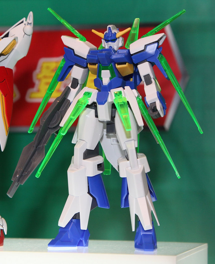 1/144-1/100 Gundam AGE-FX: AG,HG & GB: Photoreview No.16 Wallpaper Size Images, Info