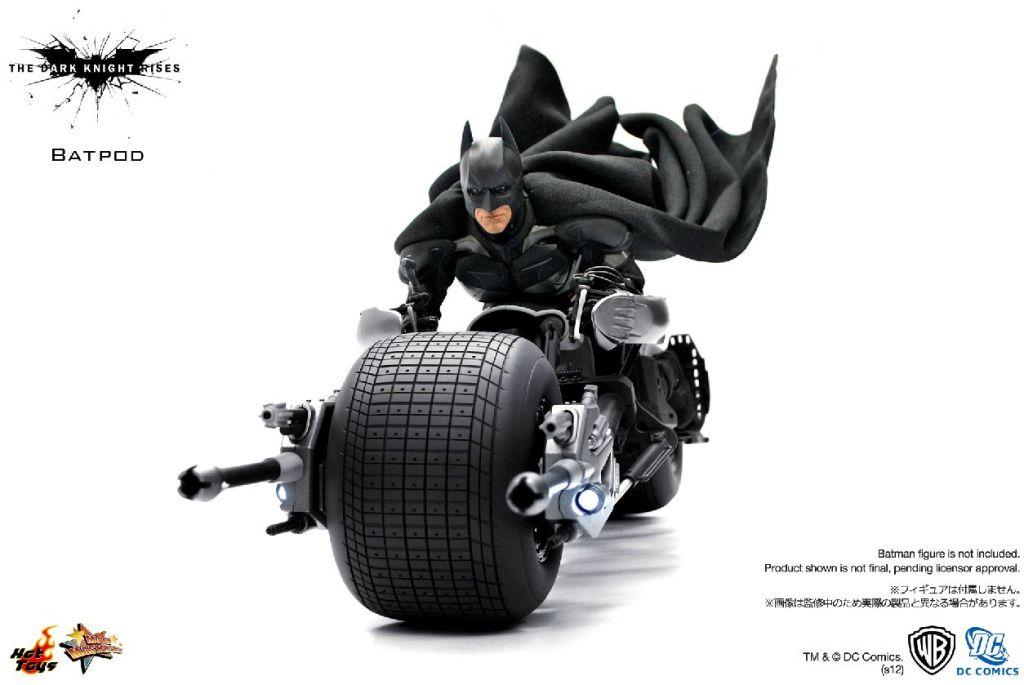 The dark knight batpod toy - photo#7