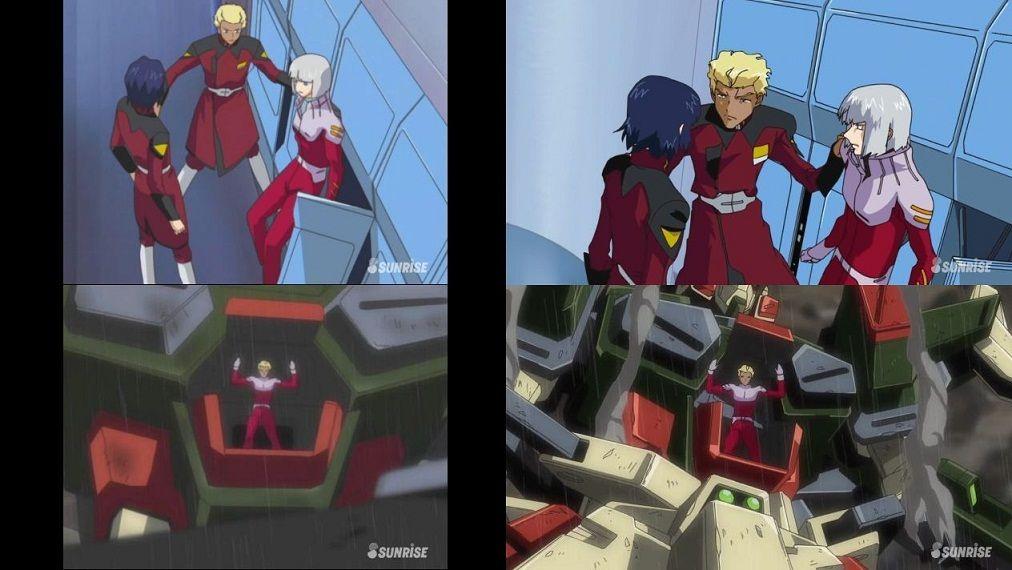 Gundam SEED HD Remaster: Many Big Size Screenshots ...