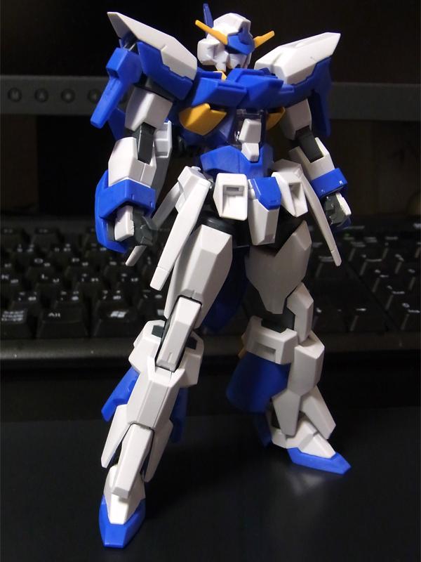 HG 1/144 Gundam AGE-FX: Update Big or Wallpaper Size Images, Info