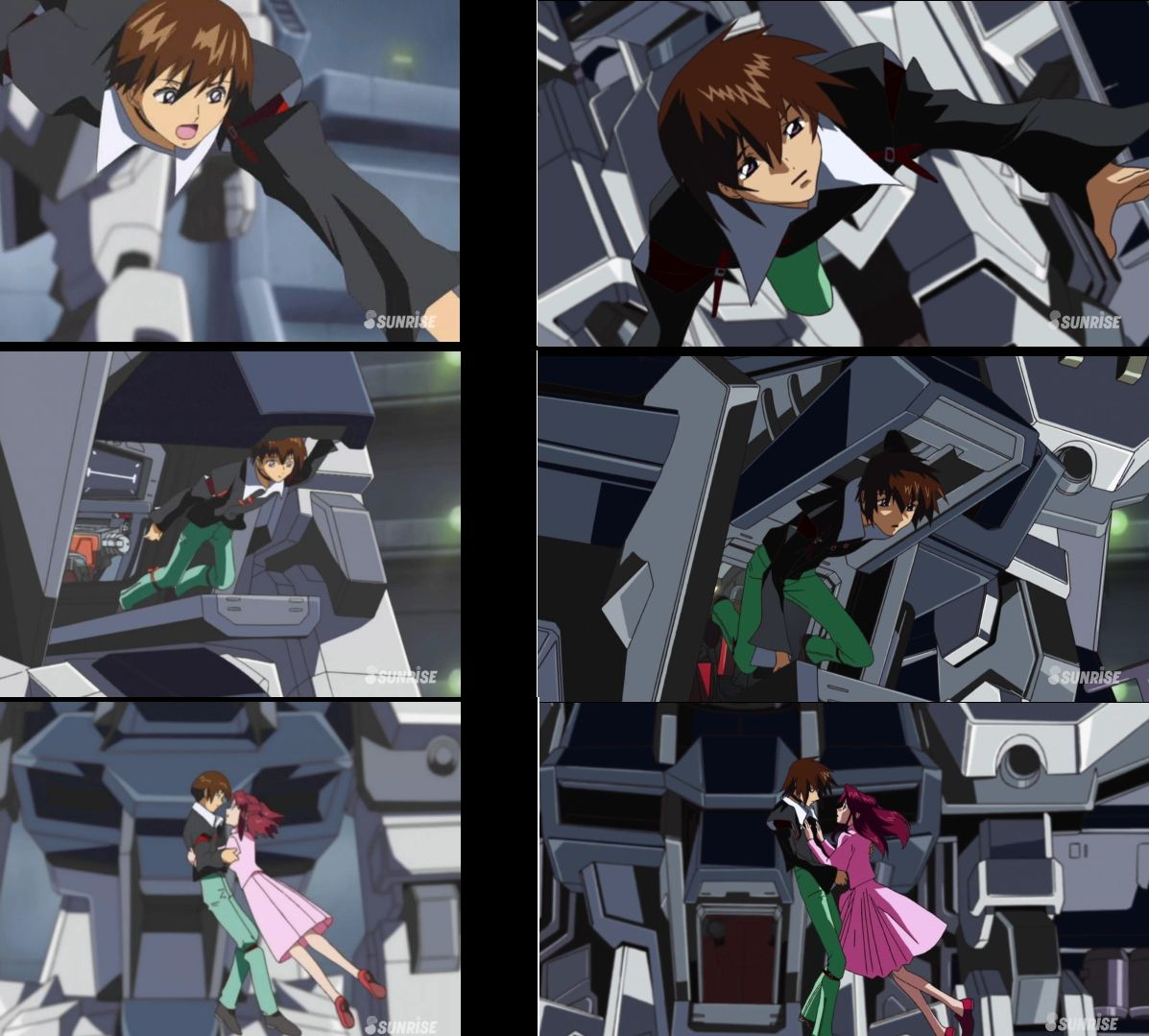 Fanfiction.net gundam seed