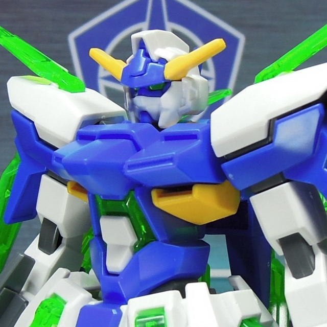 AG 1/144 Gundam AGE-FX: Full Photoreview. Runners/Assembled. No.11 Big Size Images