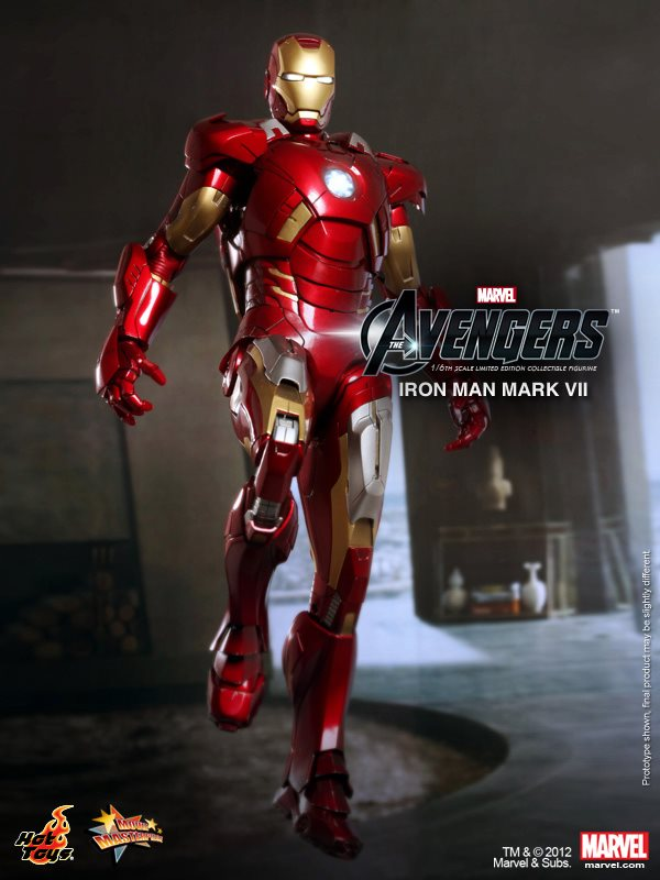 Iron Man Mark Vii Wallpaper 1/6 Iron Man Mark Vii