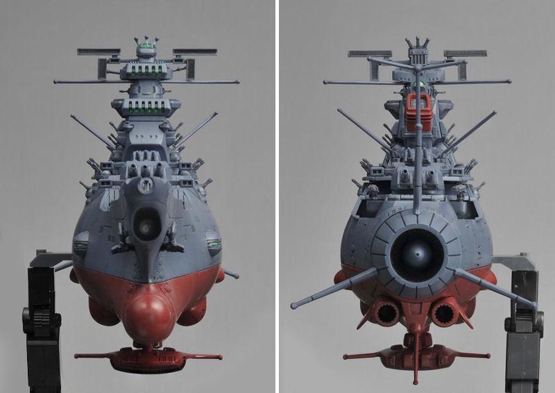 1/1000 Space Battleship Yamato 2199 (Plamo Bandai