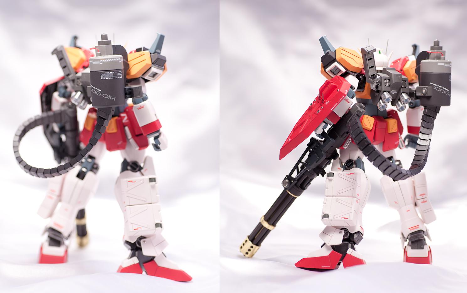 Gundam Sandrock Wallpaper