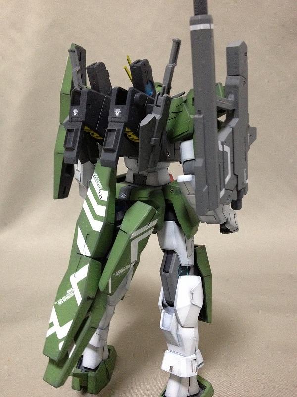 1/100 Cherudim Gundam Remodeled/Customized: Big Size ...