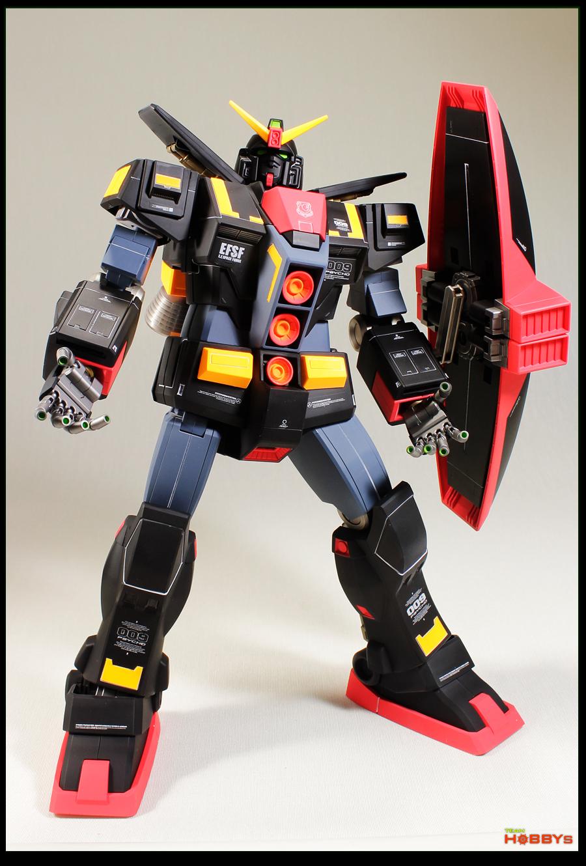 Hguc 1 144 Mrx 009 Psycho Gundam Assembled Painted