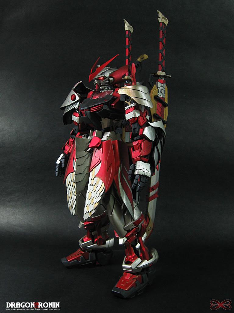 Gundam Astray Red Frame Ver Matx Dragon Ronin Full Photoreview No 20 Big Or Wallpaper Size
